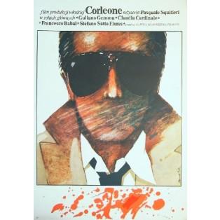 Father of the Godfathers Pasquale Squitieri Grzegorz Marszałek Polish Film Posters