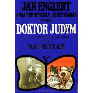 Doctor Judym Włodzimierz Haupe Jan Młodożeniec Polish Film Posters