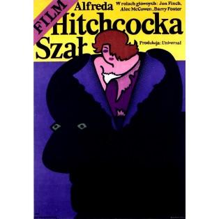 Frenzy Jan Młodożeniec Polish Film Posters