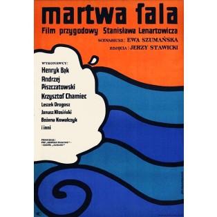 Calm Flat  Jan Młodożeniec Polish Film Posters