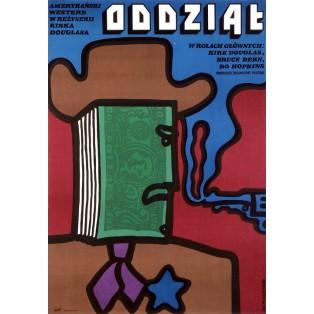 Posse Jan Młodożeniec Polish Film Posters