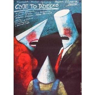Promises Elisabeta Bostan Andrzej Pągowski Polish Film Posters