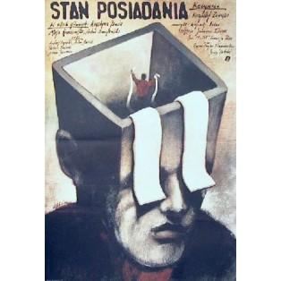 Inventory Krzysztof Zanussi Andrzej Pągowski Polish Film Posters