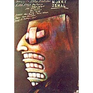 Wet Dough Gerard Zalewski Andrzej Pągowski Polish Film Posters