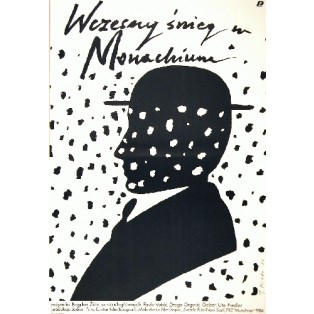 Early snowfall in Munich Bogdan Zizic Jaime Carlos Nieto Polish Film Posters