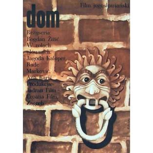 House Elżbieta Procka Polish Film Posters