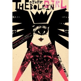 Other Boleyn Girl Justin Chadwick Kaja Renkas Polish Film Posters