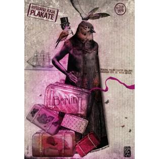 Ryszard Kaja Posters Berlin Kaja Renkas Polish Exhibition Posters