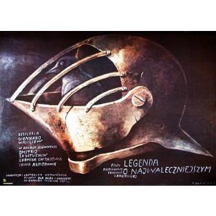 Vasiliy Buslaev Wiktor Sadowski Polish Film Posters