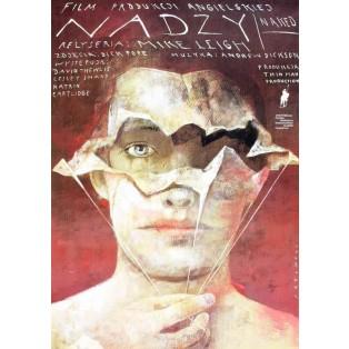 Naked Wiktor Sadowski Polish Film Posters