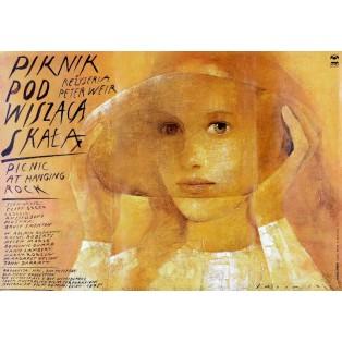 Picnic at Hanging Rock Wiktor Sadowski Polish Film Posters