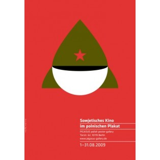 Soviet Films in Polish Poster Joanna Górska Jerzy Skakun Polish Exhibition Posters