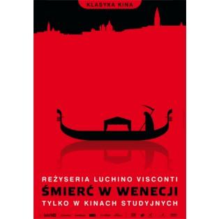 Death in Venice Luchino Visconti Joanna Górska Jerzy Skakun Polish Film Posters