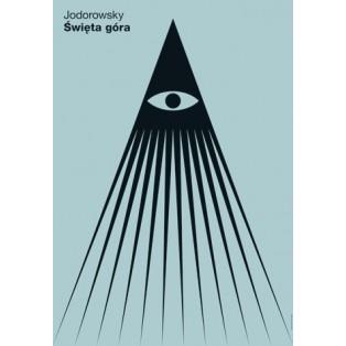 Holy Mountain Alejandro Jodorowsky Joanna Górska Jerzy Skakun Polish Film Posters