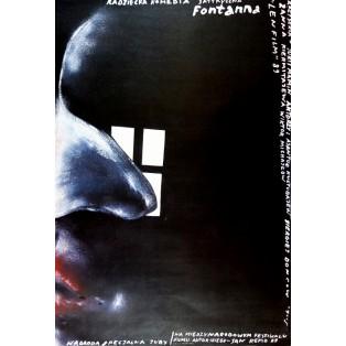 Fountain Romuald Socha Polish Film Posters