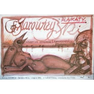 Starowieyski - Galeria Dzwonnica Franciszek Starowieyski Polish Exhibition Posters