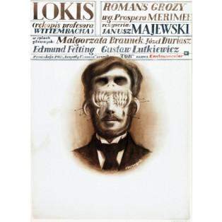 Lokis Janusz Majewski Franciszek Starowieyski Polish Film Posters