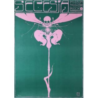 Secession  Franciszek Starowieyski Polish Exhibition Posters