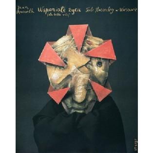 La Belle Vie Stasys Eidrigevicius Polish Theater Posters