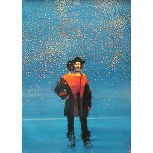 1492-1992 Waldemar Świerzy Polish Exhibition Posters