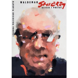 Waldemar Swierzy Work and Person Sopot 2012 Waldemar Świerzy Polish Exhibition Posters