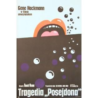 The Poseidon Adventure Ronald Neame Mieczysław Wasilewski Polish Film Posters