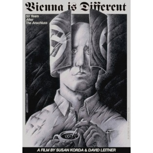 Vienna Is Different: 50 Years After the Anschluss Leszek Wiśniewski Polish Film Posters