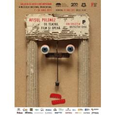 Polish poster exhibition in Sibiu, Romania