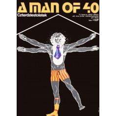 Mann of 40