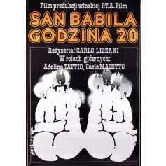 San Babila-8 P.M.