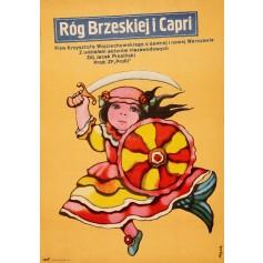 Róg Brzeskiej i Capri
