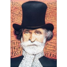 Tribute to Giuseppe Verdi