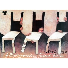 International week of Theatre, Białystok 96