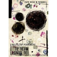 Krzysztof Penderecki Te Deum Agnus Dei
