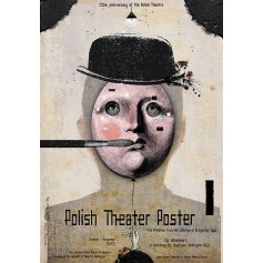 Polish Theater Poster Wellington