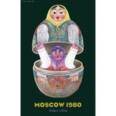 Moscow 80 Weight Liffting