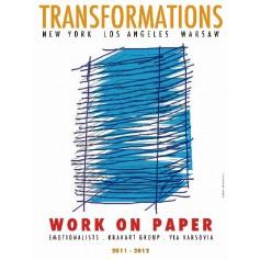 Tranformation Work on Paper
