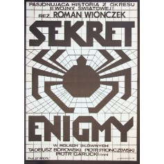 Secret of Enigma Roman Wionczek