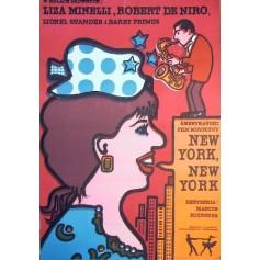New York, New York New York Martin Scorsese