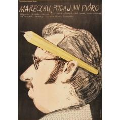 Marecek, Pass Me the Pen! Oldrich Lipsky