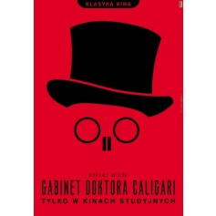 Cabinet of Dr. Caligari Robert Wiene