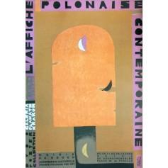 Affiche Polonaise, Hotel de Bourgtheroulde