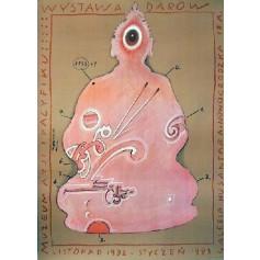 Exhibition of Gifts for the Muzeum Azji i Pacyfiku