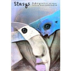 Stasys Eidrigevicius exhibition in Gallery BWA Bielsko-Biala