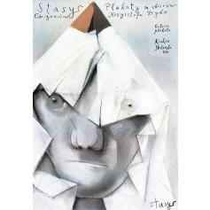 Stasys Eidrigevicius Posters