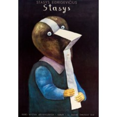 Stasys exhibition in BWA gallery in Toruń