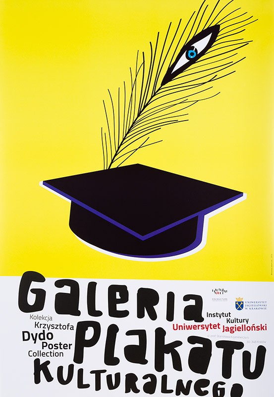 Galeria plakatu kulturalnego Instytut Kultury Uniwersytet Jagielloński