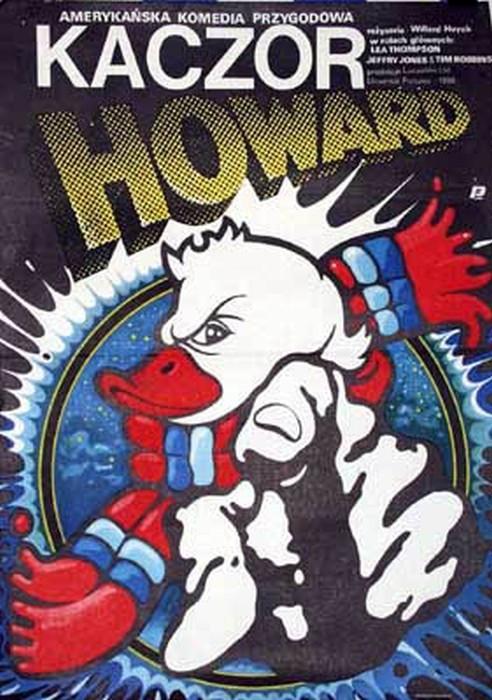 Howard - ein tierischer Held Willard Huyck