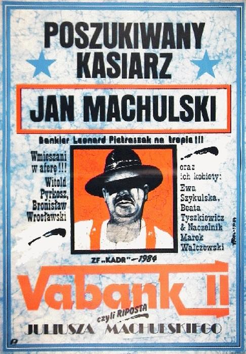 Vabanque 2. Retourkutsche Juliusz Machulski