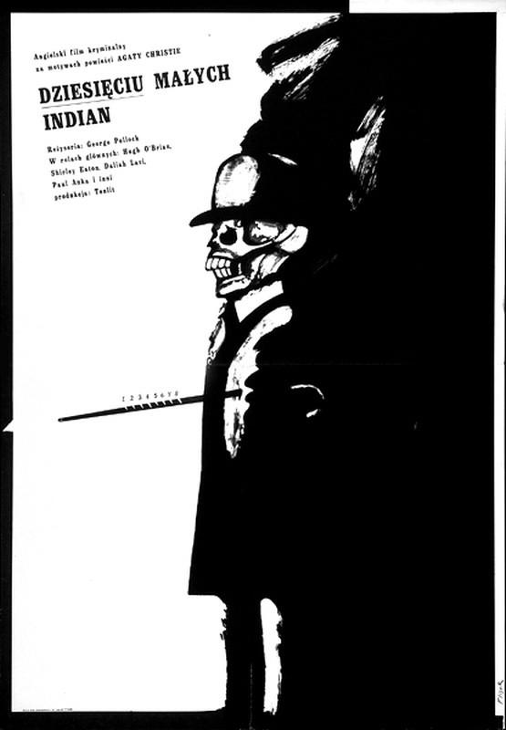 Geheimnis im blauen Schloß, Agatha Christie: Da waren's nur noch neun
